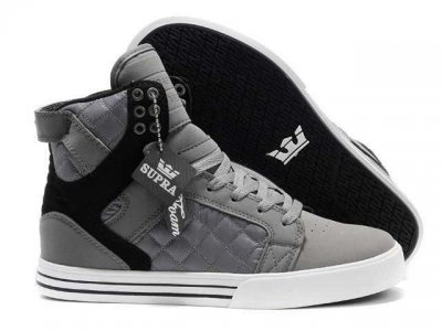 2011 Men Cool Supra High Top Gray/White Shoes [2011 Men Cool Supra High Top Gray/White Shoes] - $77.00 : Cheap Supra Shoes For Sale Online, cheap supra shoes,buy cheap supra shoes,new supra shoes 2013