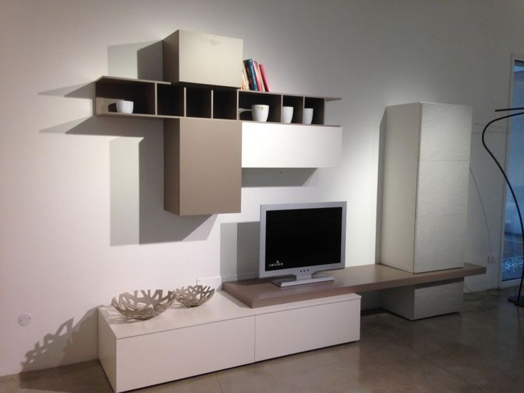 22 best soggiorno images on pinterest | tv units, wall units and ... - Pensile Ribalta Premiere
