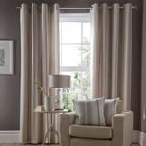 Grey Pemberley Curtain Collection  #pinittowinit #dunelm