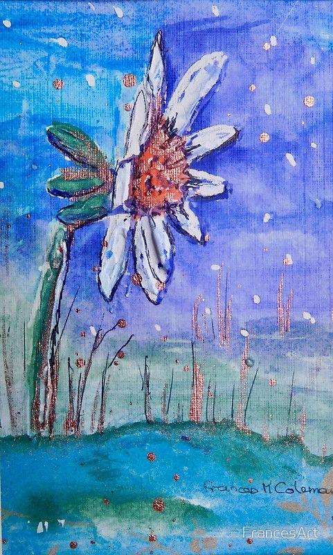 12 Best Flower Paintings Images On Pinterest Flower Paintings