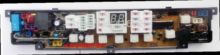 43.62$  Buy here - http://alihgq.worldwells.pw/go.php?t=1608528001 - Free shipping 100% tested washing machine board for Haier xqb55-68a xqb60-91af : 00330507068 on sale 43.62$