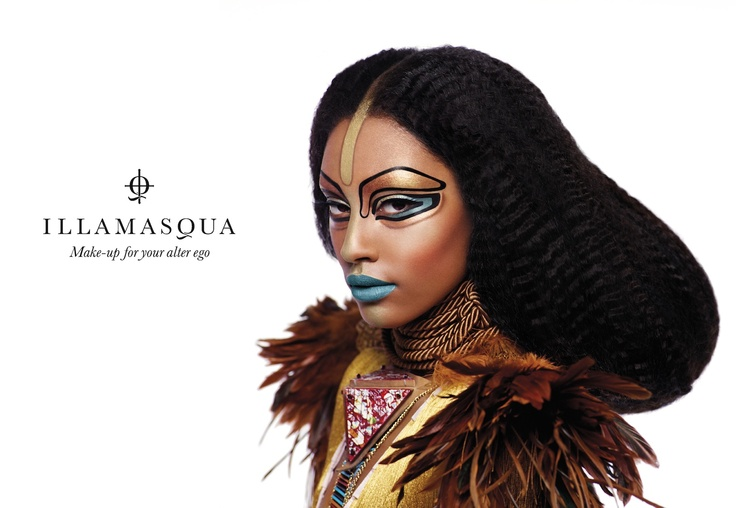 Discover the whole collection at www.illamasqua.com/explore/collections/human-fundamentalism/    Join in the debate!   www.illamasqua.com/socialise