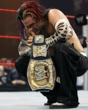 Jeff Hardy Last Monday Night Raw Aug 29th, 2011