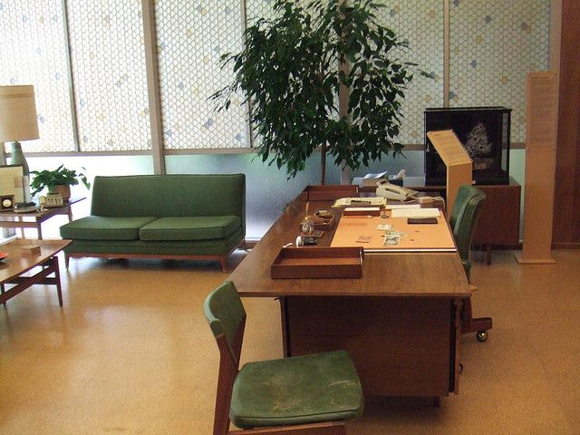 Bill Hewlett's Original Office | Flickr - Photo Sharing!