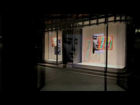 Maison Hermès Window Display in Japan. Video Courtesy of Hermès Japon. #window #display #video