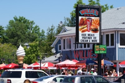 Port Dover and Willie's ;)