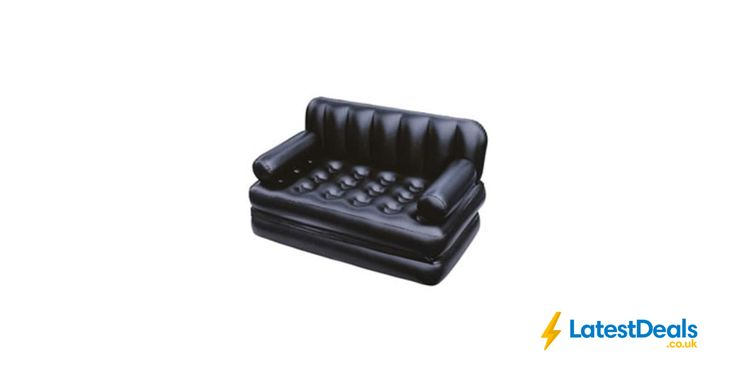 Bestway Double Couch/Bed 5 -in- 1 Save £30 Free C+C, £25 at Wilko