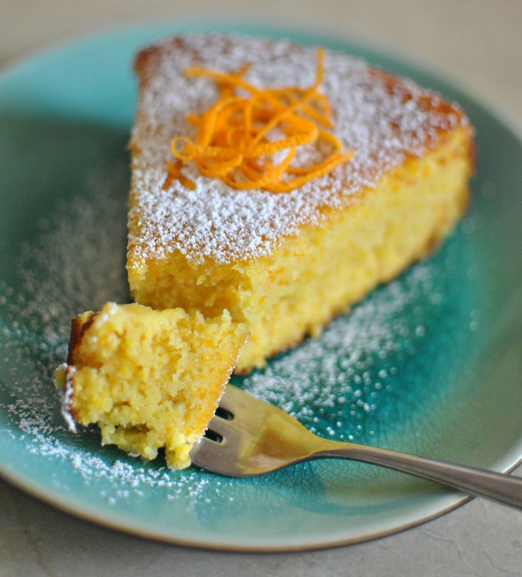 Whole Orange Almond Cake [EDIT: made this!]