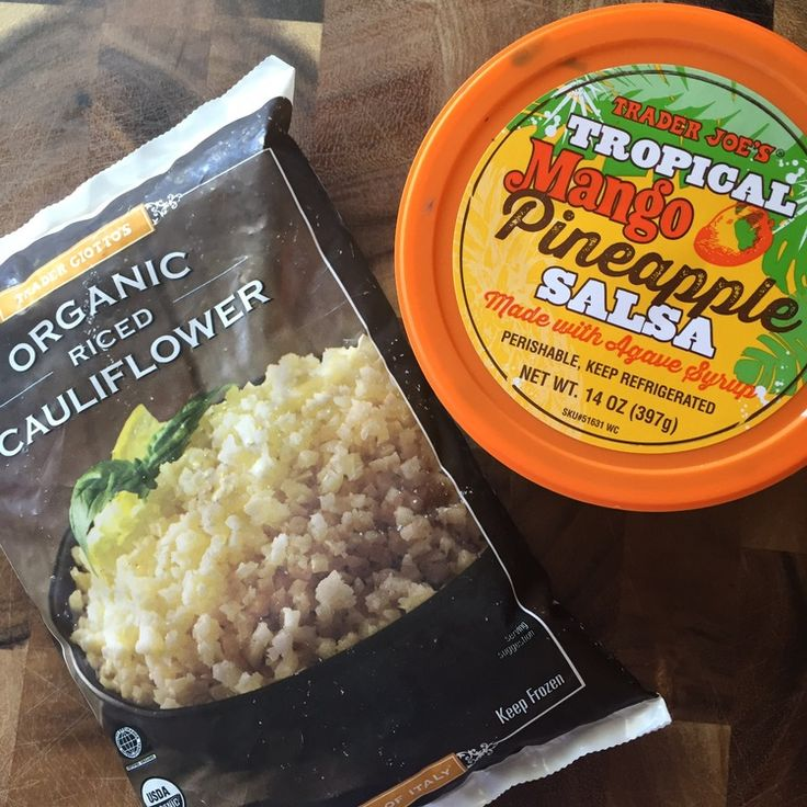 Trader Joes Staples by Clean Eats & Treats