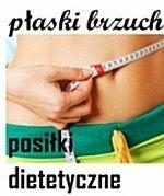 Płaski brzuch- posiłki dietetyczne