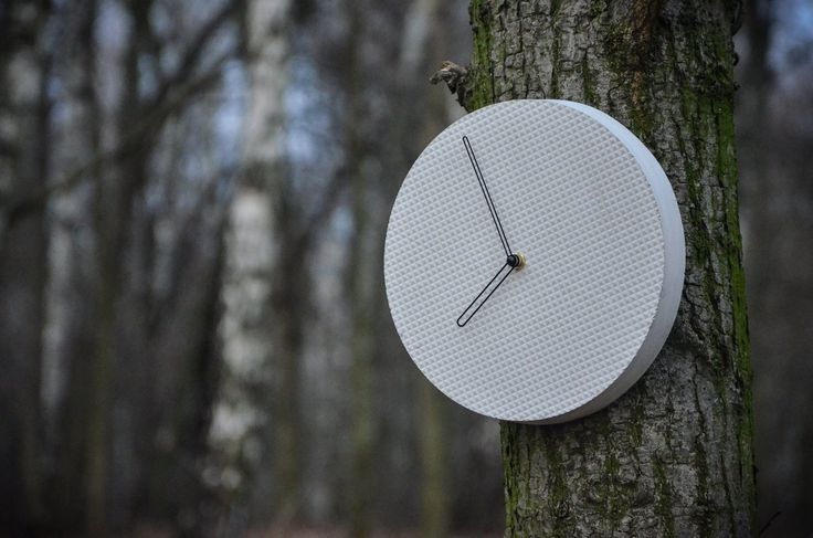 tree clock by &concrete