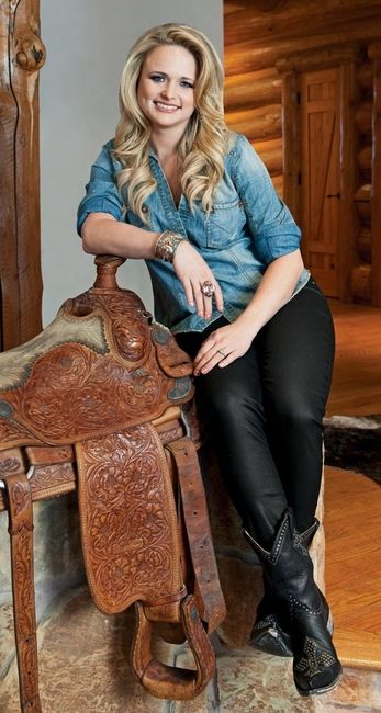 miranda lambert photo shoots | ... of Miranda Lambert — Cowboys and Indians Magazines photo shoot