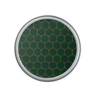 green_hexagon_pattern_in_gold_glitter_frame_speaker-r7ae7cdbe171c4e058633debb20cc7091_zxfk3_324.jpg (324×324)