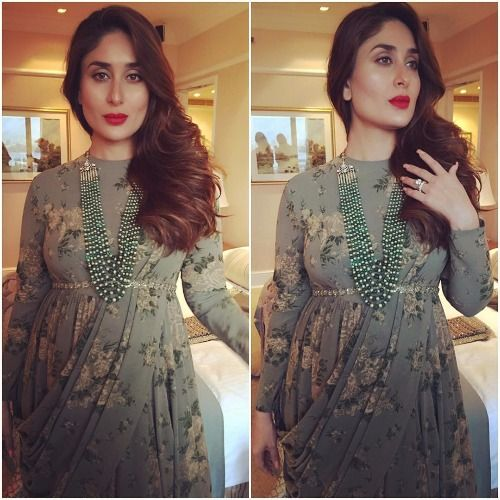 These Pictures of Kareena Kapoor Khan Before and After LFW2016 Walk Will Astound…