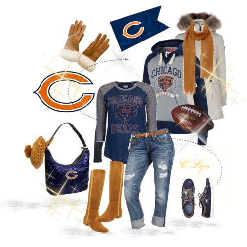 """love this """" chicago bears """""""