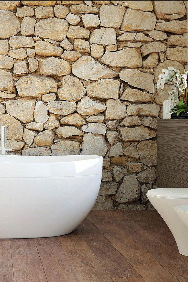 Vliestapete Mauer 01 Auf Rechnung Tapeten Tolle Badezimmer Und Badezimmer Accessoires