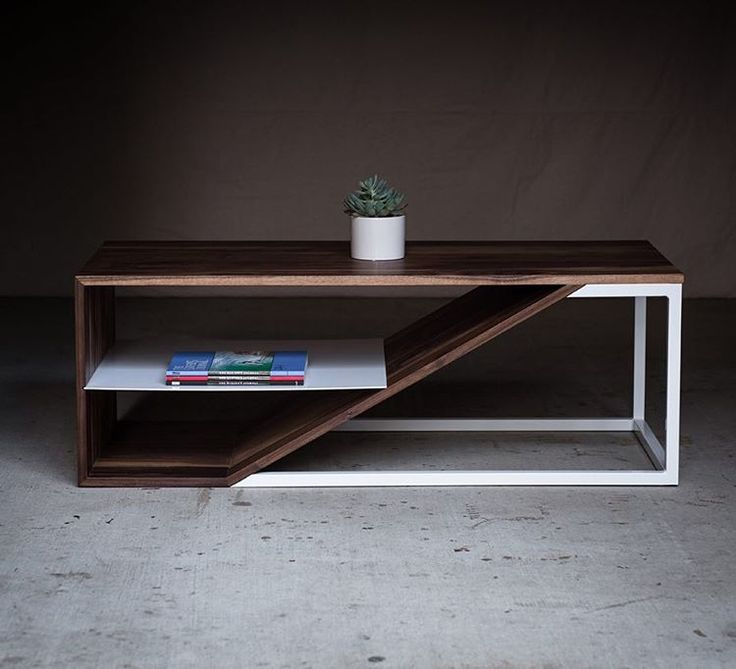 """On designmilk.com: sharing the modern wood and metal furnishings of @harkavyfurniture."""