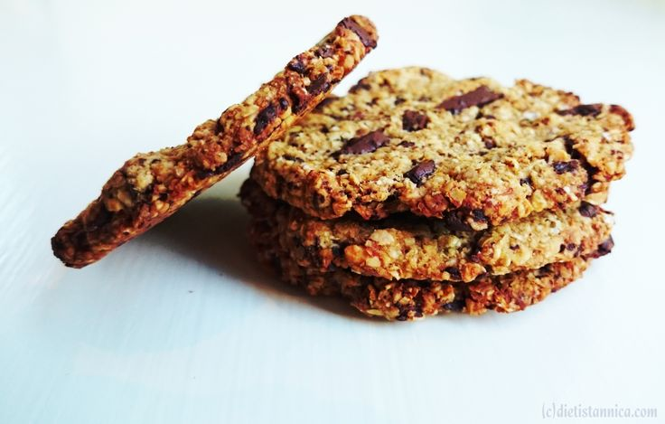 Banan- och havrecookies, mellanmålskakor (grundrecept)