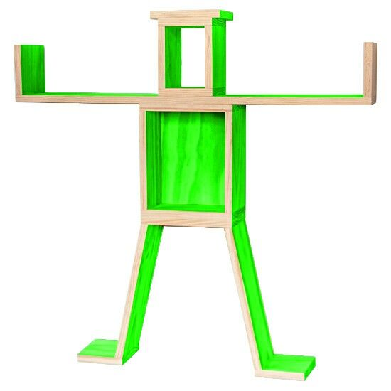 #Shelfbot in #green #fun #furniture YOU can #create