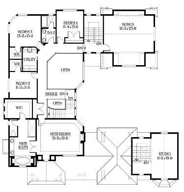 The 25 best Unique floor plans ideas on Pinterest Small home