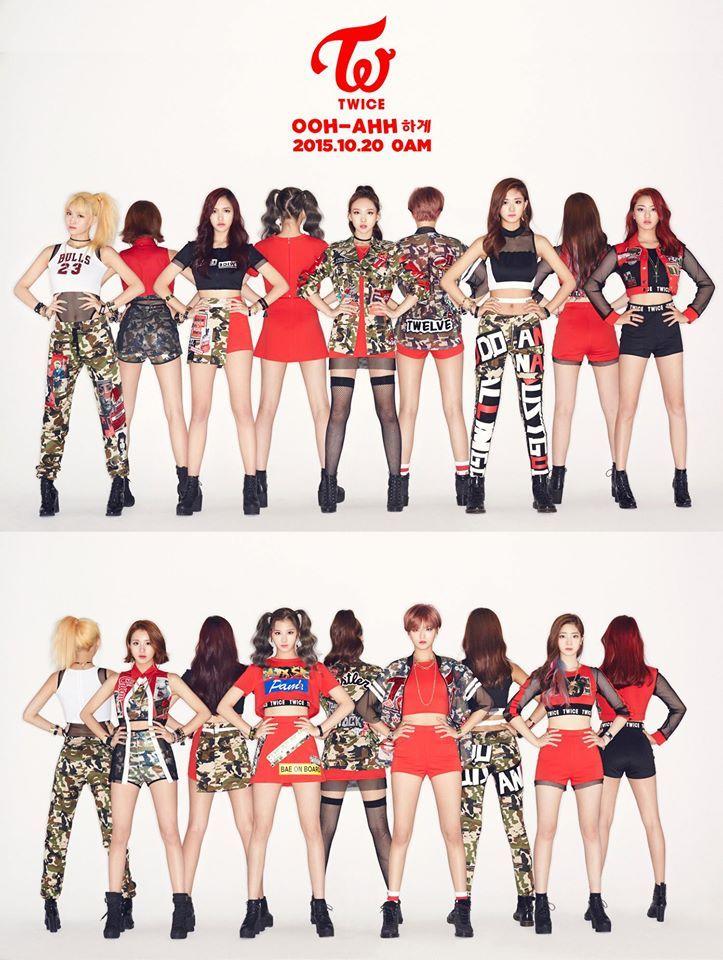 Deben ganar @SBS_MTV deben #더쇼 las nenas de #TWICE Fighting!