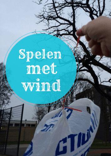 25 tips om te spelen met wind