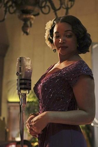 Tamala Jones in The Blue Butterfly
