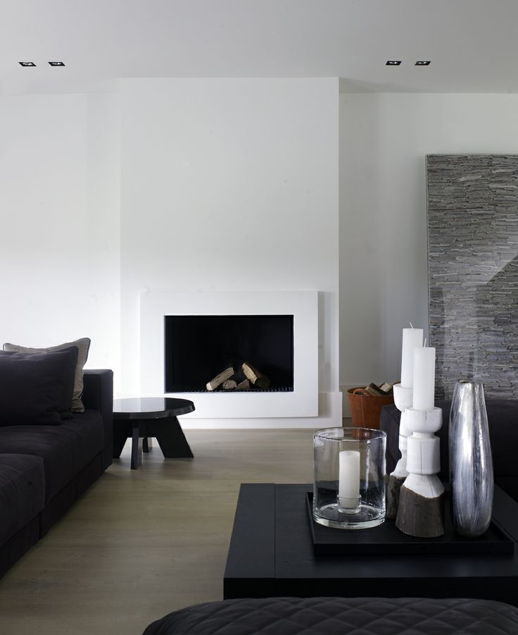 Piet Boon Styling by Karin Meyn | Stylish black and white interior