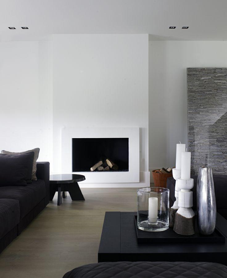 Piet Boon Styling by Karin Meyn | Stylish black and white interior