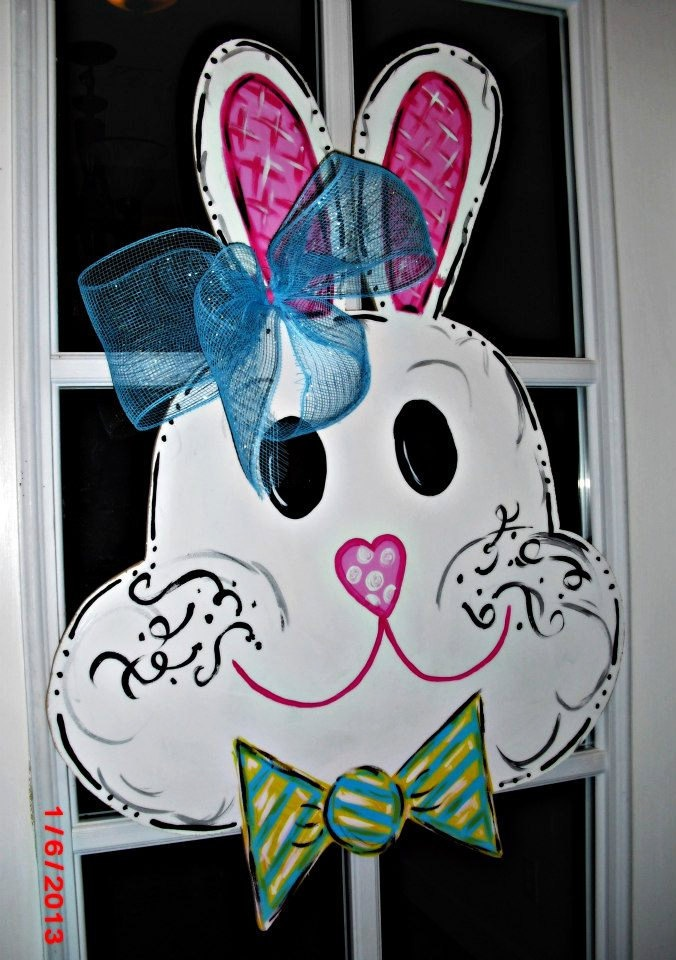 """31"""" Easter Bunny"""