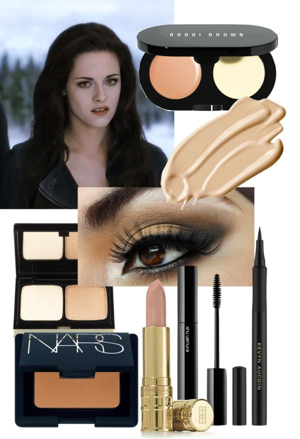 """GET BELLA SWAN'S VAMPIRE LOOK!"" by sna1016 ❤ liked on Polyvore"
