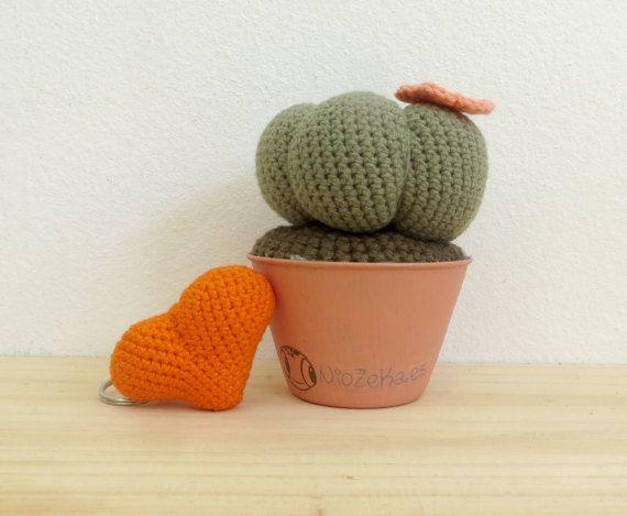 Cactus de amigurumi cactus crochet catus ganchillo por Niozeka