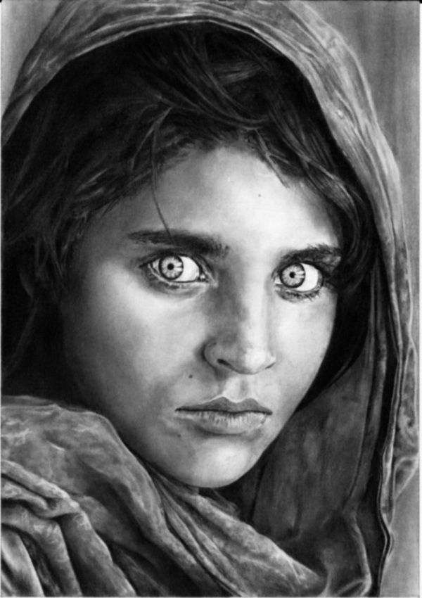 25 best ideas about beautiful girl drawing on pinterest for Beautiful drawings for girls