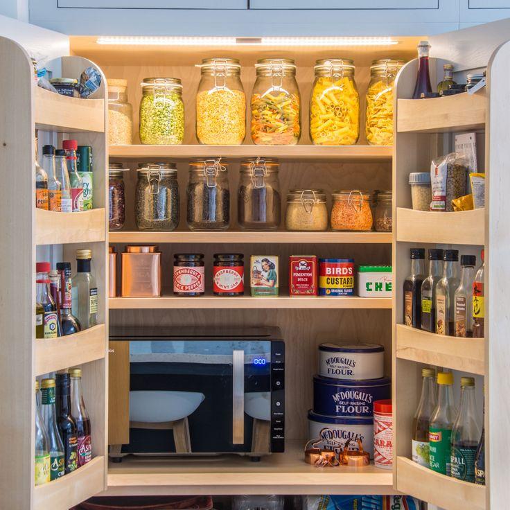 Larder Pantry Cupboard: 17 Best Ideas About Larder Cupboard On Pinterest