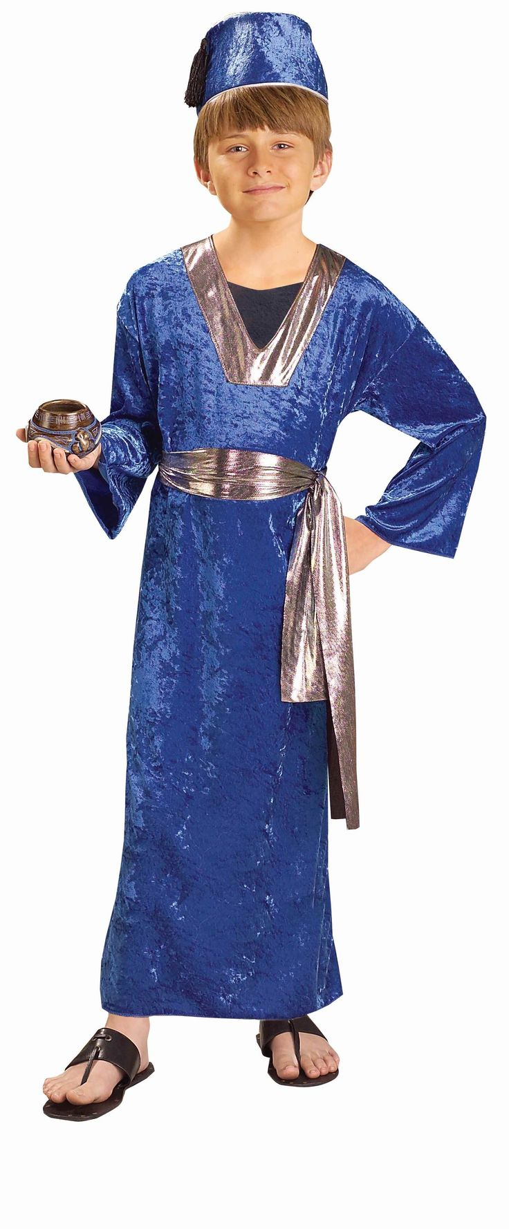 The 25 best wise man costume ideas on pinterest wisemen costume forum novelties biblical times blue wiseman child costume large continue to the product at the image link solutioingenieria Gallery