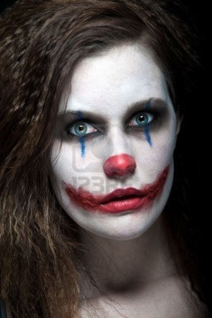 Female Clown; for the character Virginia | halloween ...