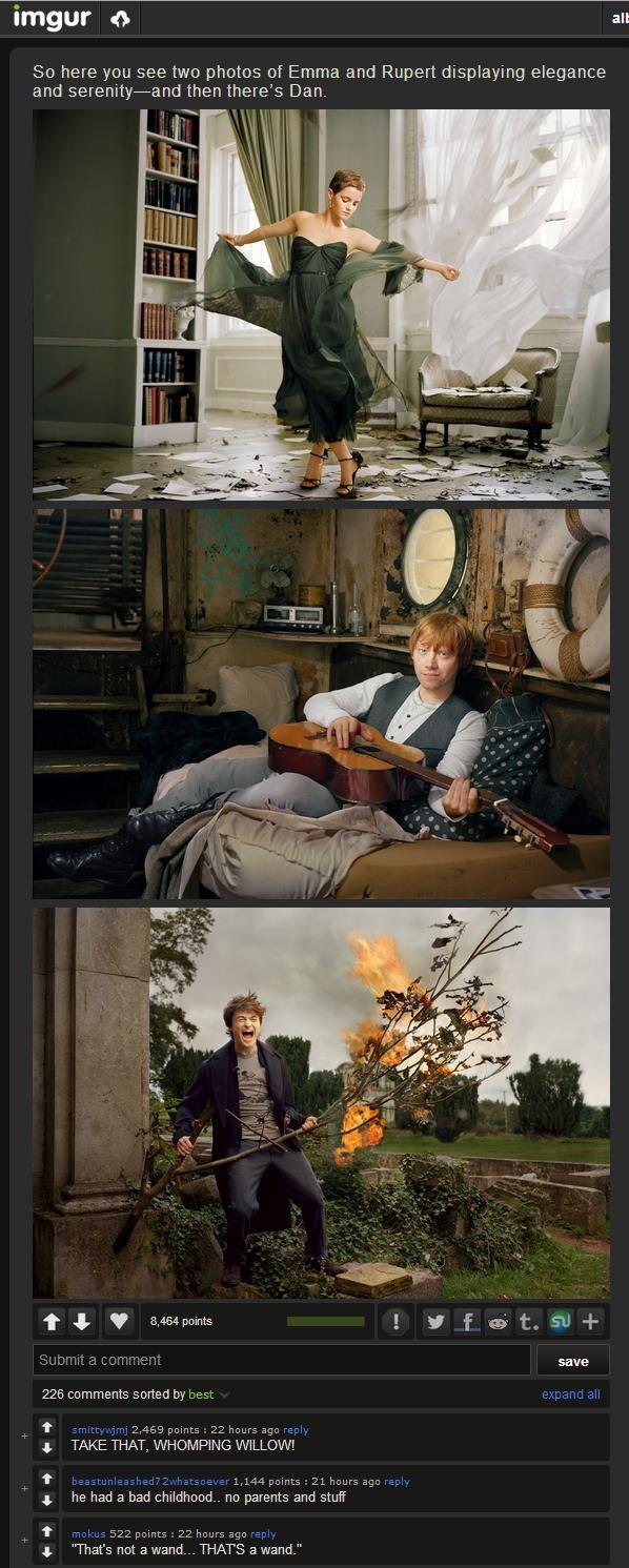 After Harry Potter