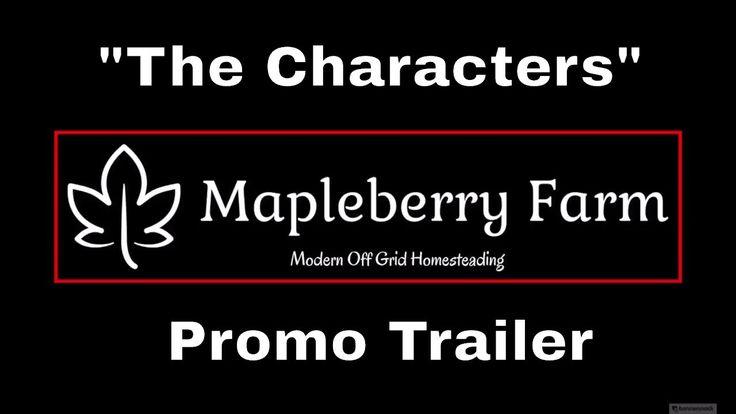 Mapleberry Farm Promo