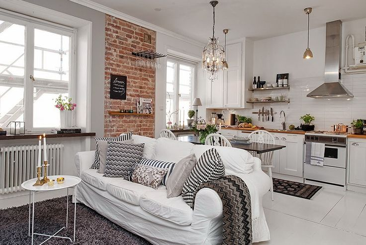 Fresh and Bright Apartment