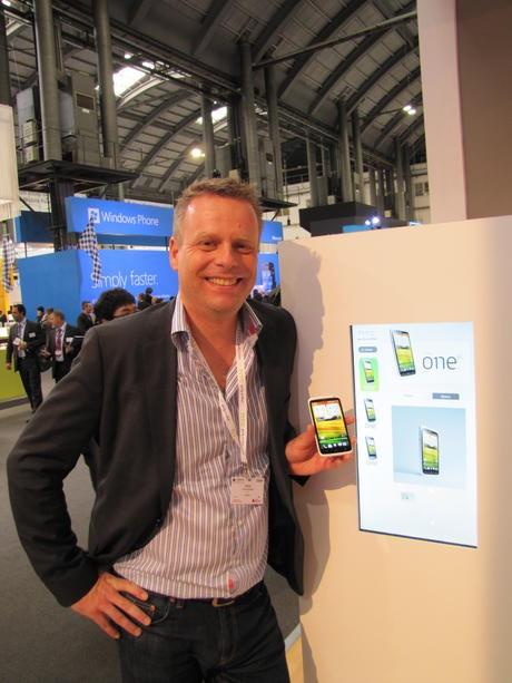 Androidsuomi.fi tapasi HTC:n Pohjoismaiden johtajan Peter Frølundin Barcelonassa.