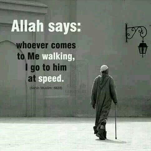 Allah Says