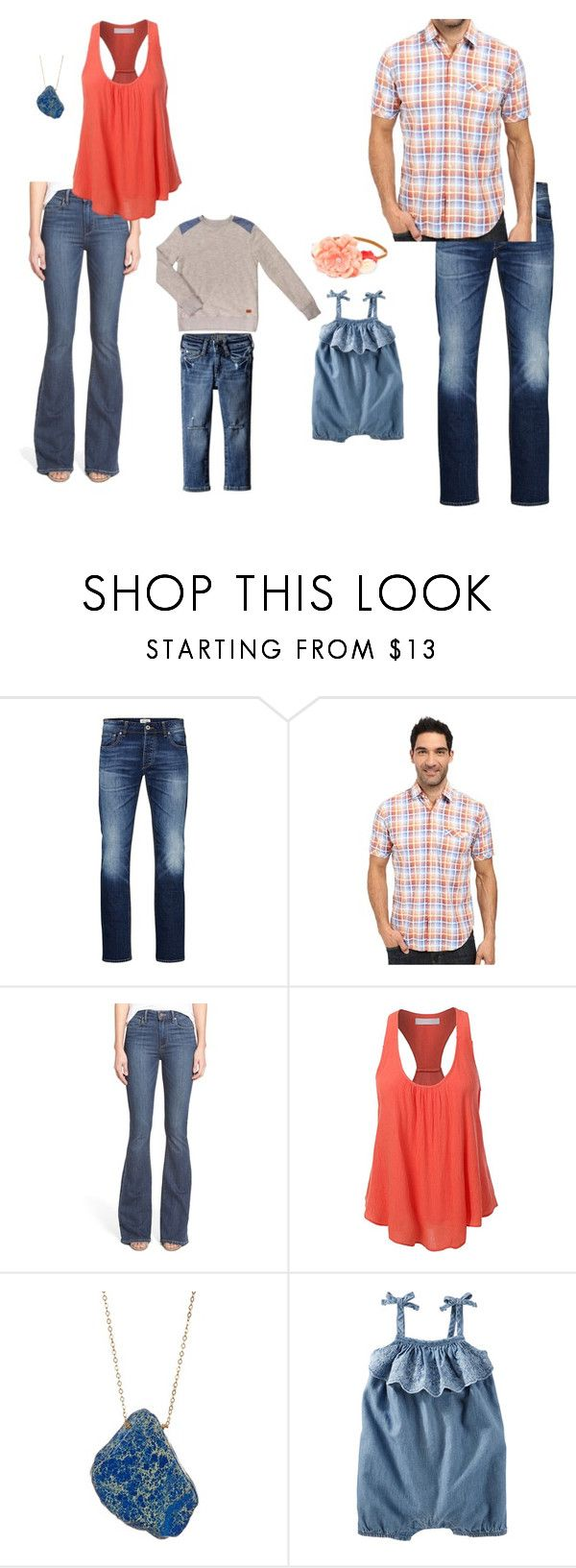 """Becci Ravera Photography"" by becci-ravera on Polyvore featuring DL1961 Premium Denim, 7 For All Mankind, Jack & Jones, James Campbell, Paige Denim, Ami Sanzuri and The Children's Place"