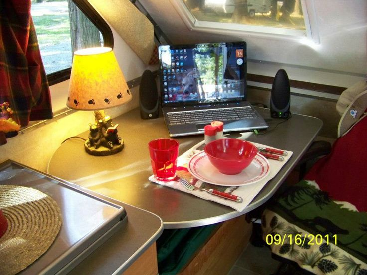 17 Best Images About Aliner Camper On Pinterest Aliner Campers Pop Up Campers And Dust Ruffle