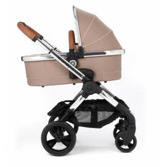 """Der iCandy Peach Kombi Kinderwagen ist ein wahres """"Lifestyle"""" Produkt in einer hervorragenden Qualität. Er ist stabil, wendig und sehr trendig. Der """"Peach"""" genügt höchsten Ansprüchen an Funktionalität, Design und Qualität. Kombiwagen mit Gestell, Einkaufskorb, Babywanne, Sportsitz, Regenschutz sowie Erhöher. Lieferzeiten: Meist 2-3 Arbeitstage ab Lager, sonst ca. 4-8 Wochen ab Werk"""