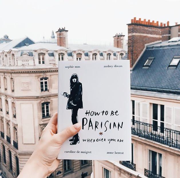 Книга месяца: «Как почувствовать себя парижанкой кем бы вы ни были» | Salatshop ♥ You