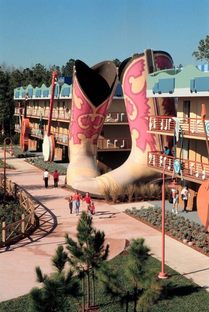 Disney's All-Star Music Resort Outside