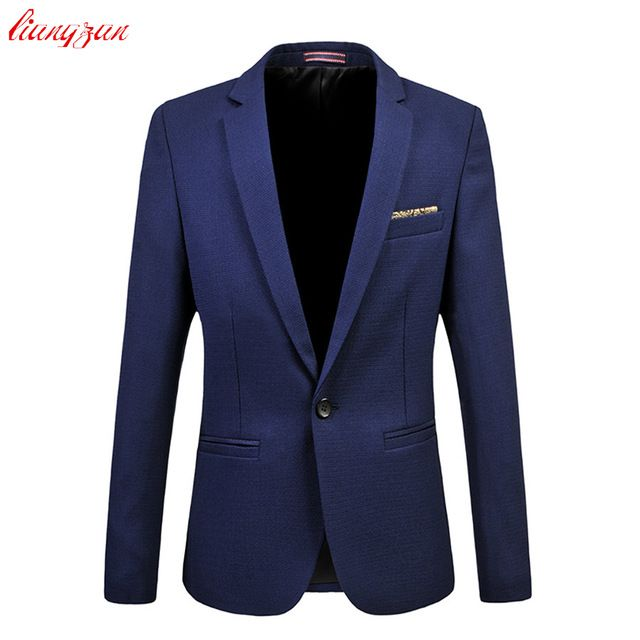 We love it and we know you also love it as well Men Suit Business Formal Men Fashion Blazer Jacket Plus Size M-6XL Slim Fit Suit Blazer Brand Design Male Casual Suit Jacket V02 just only $29.99 with free shipping worldwide  #jacketscoatsformen Plese click on picture to see our special price for you