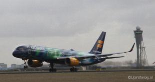 Speciale Livery's Icelandair_757_Aurora_TF-FIU
