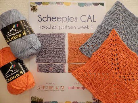Week 9 | Scheepjes CAL 2014 | Scheepjes CALs | CAL