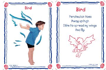 TYGR utilizes yoga poses to calm the body and relax the mind. Our parents use these simple at home cards to do yoga with their children!